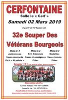 32e souper des Vétérans Bourgeois