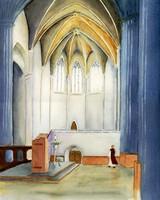 "Exposition ""Peintures"" de Mme Roberte COUVREUR"
