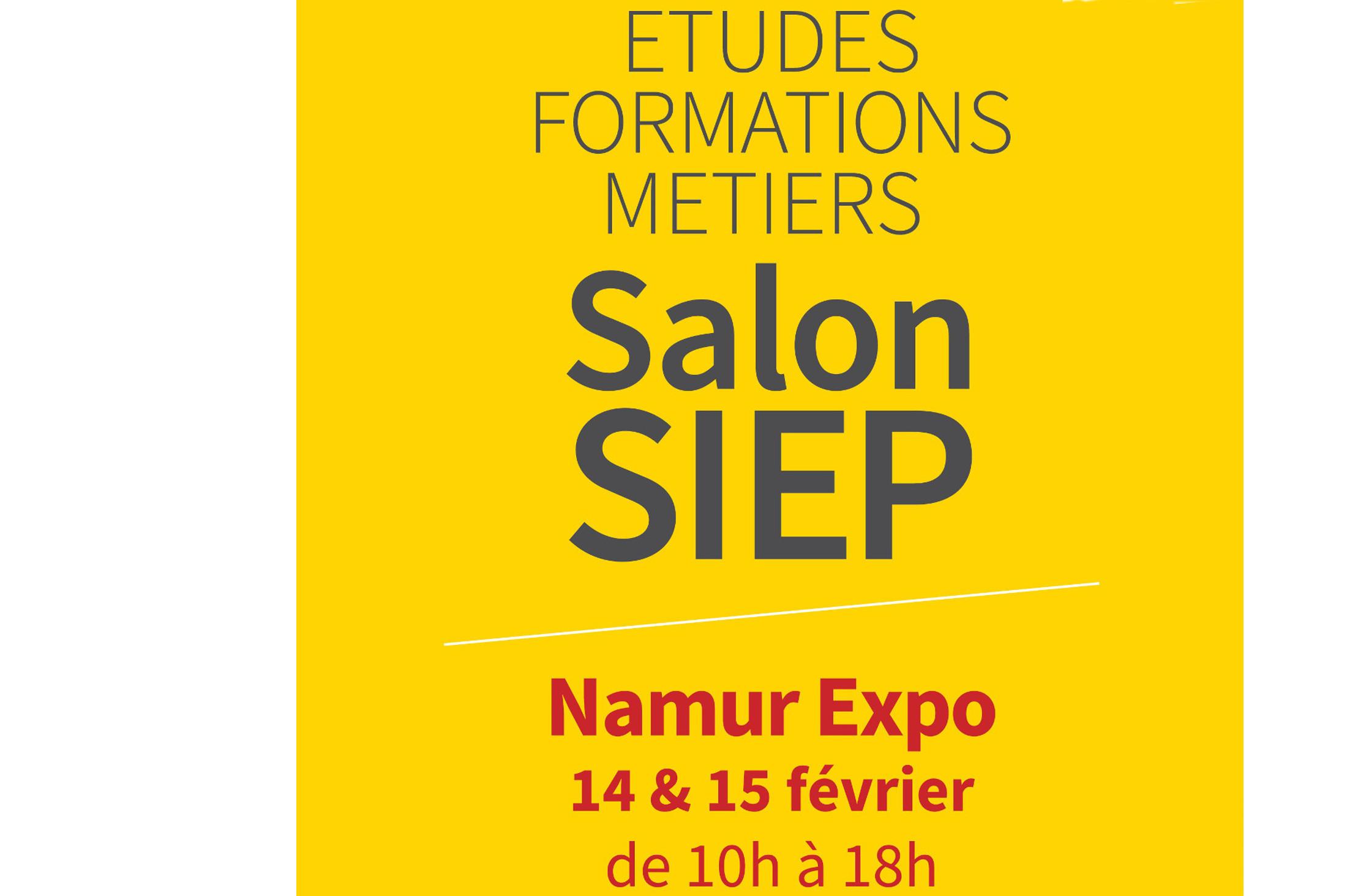 Salon SIEP à Namur EXPO