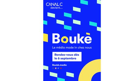 Canal C devient ... Boukè