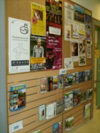 affiches office de tourisme